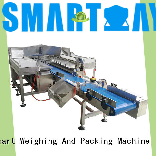 accurate linear combination weigher fish from China for foof handling