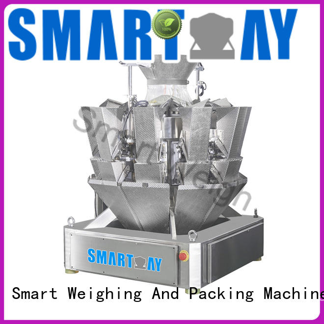 salad multihead weigher factory price for food weighing Smart Weigh
