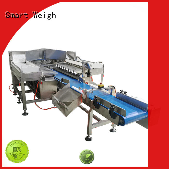 Smart Weigh head automatic combination weighers inquire now for food labeling