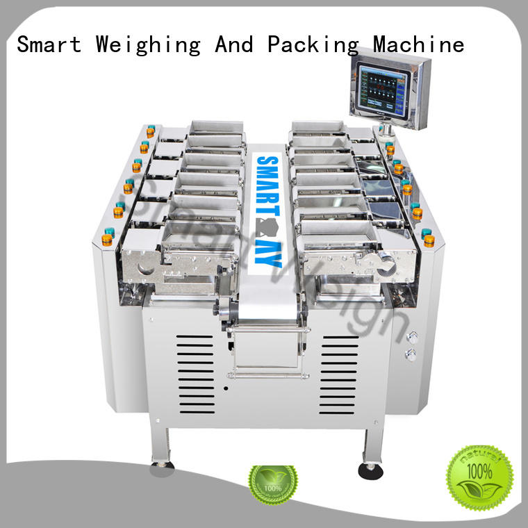 Smart Weigh best multihead weigher inquire now for foof handling