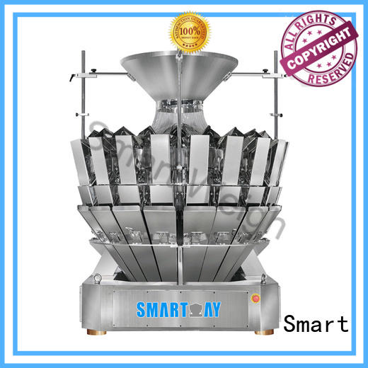 Smart Brand mini salad speed accurate multihead weigher