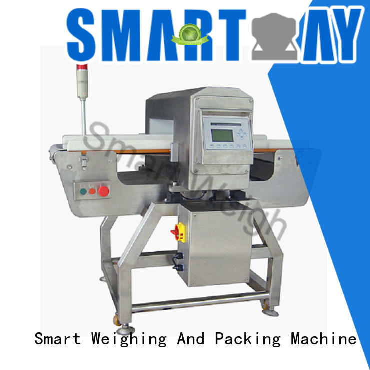 Smart Weigh combined inspection machine customization for food packing