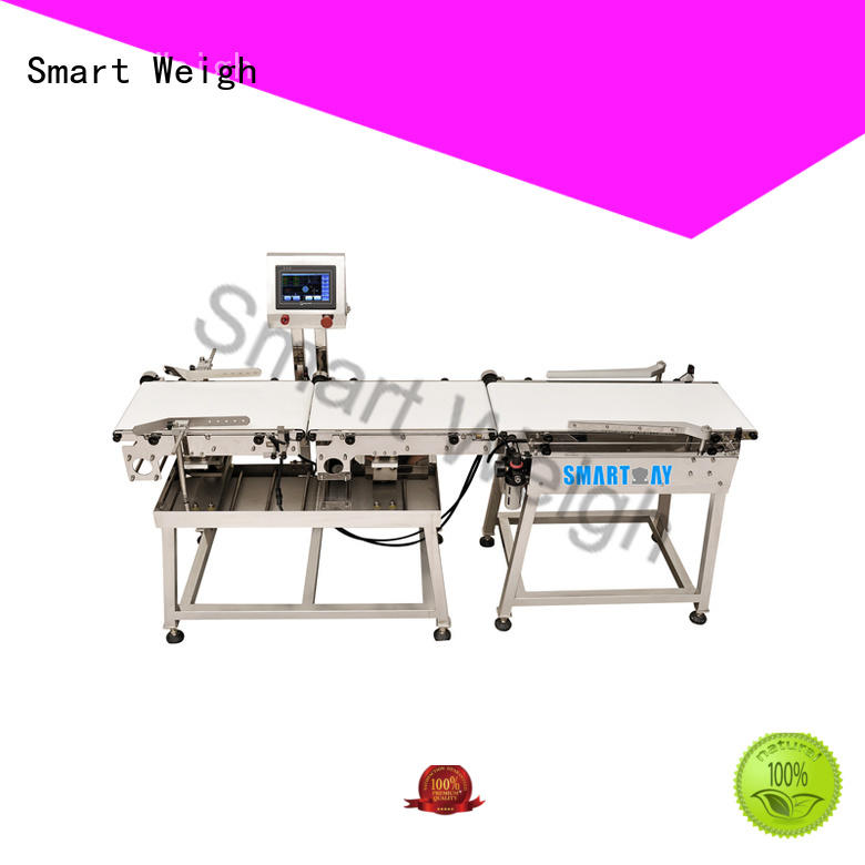 Smart Weigh Brand metal smart custom inspection equipment