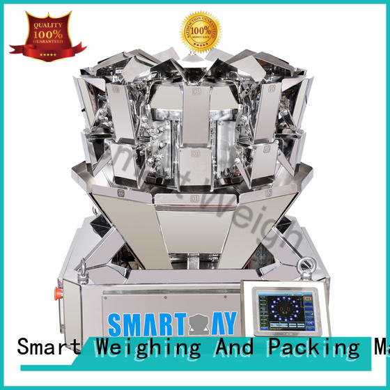 adjustable multihead weigher packing machine head factory price for food weighing
