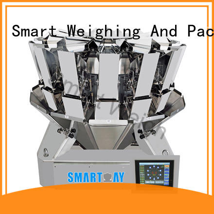 Smart Weigh easy-operating multihead weigher packing machine for sale factory price for foof handling