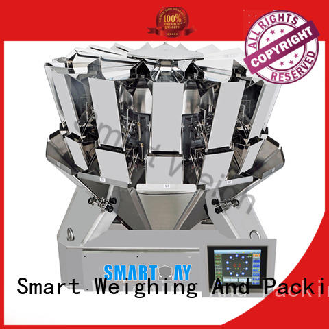 Smart Weigh candychocolatepeanutrice weight machine price widely use for food labeling
