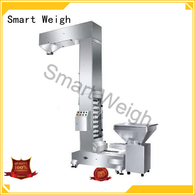 Smart Weigh durable working platform with good price for food labeling