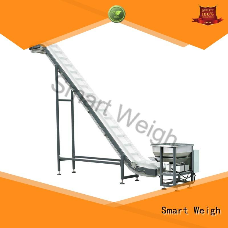 easy operating incline conveyorweigh free quote for food weighing