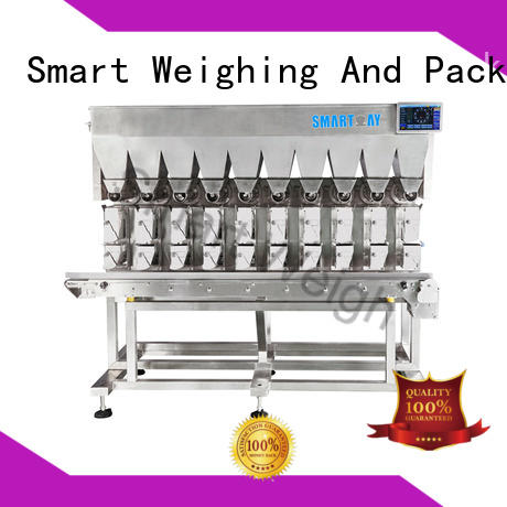 automatic weighing hardware screw Smart Weigh Brand combination weigher
