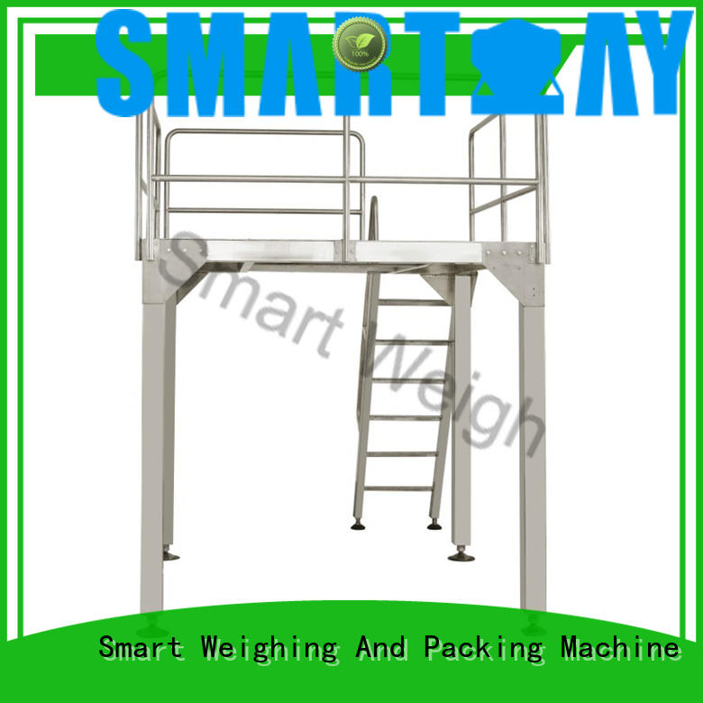 Smart Weigh table conveyor machine with cheap price for food weighing