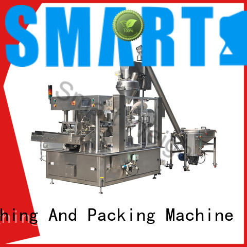 Smart Weigh SW-PL7 Powder Premade Bag Packing System