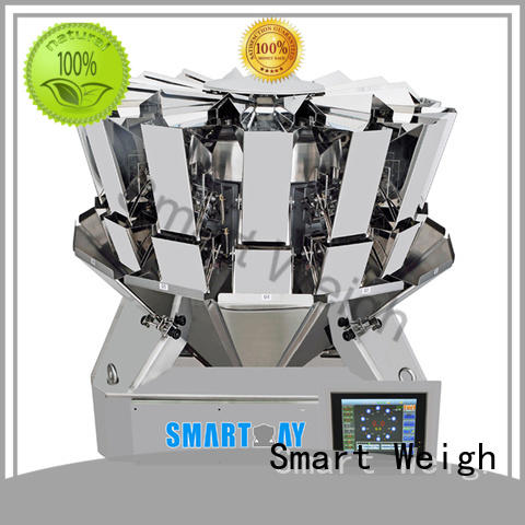 screw speed mixture multihead weigher Smart Weigh