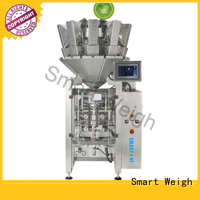 Quality Smart Weigh Brand combined pouch packaging machine