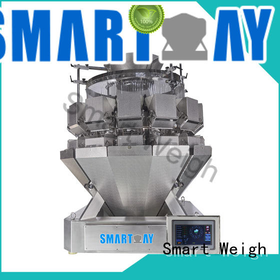 salad multihead weigher packing machine speed accurate Smart Weigh Brand