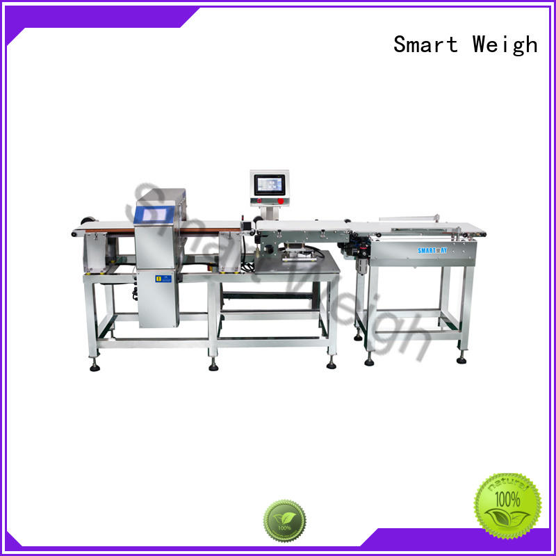 metal high precision inspection machine weigh dynamic Smart Weigh company