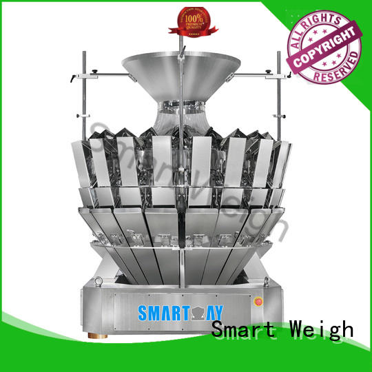Hot multihead weigher packing machine accurate Smart Weigh Brand
