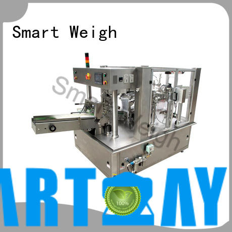Smart Weigh combined vertical packing machine free quote for food weighing