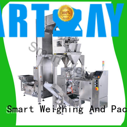 steady automated packaging machine weigh with cheap price for food weighing