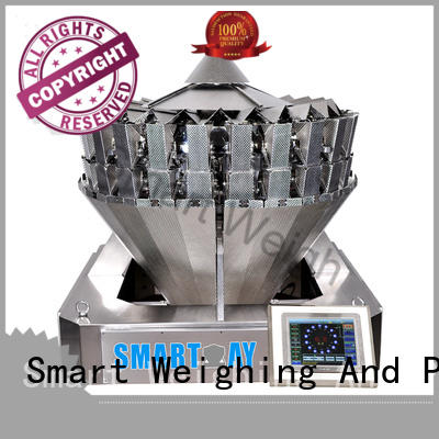 Smart Weigh durable multihead weigher manufacturers for-sale for food labeling