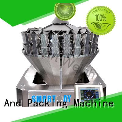 Smart Brand screw speed custom multihead weigher packing machine