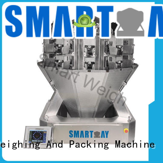 multihead weigher packing machine smart discharge large multihead weigher manufacture
