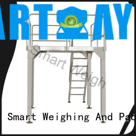 Smart Weigh rotating table order now for foof handling