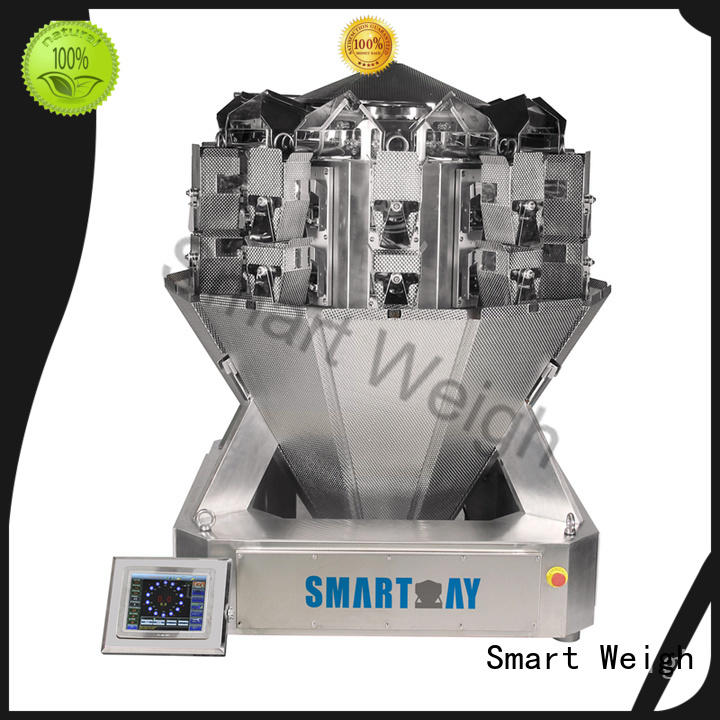 multi head weigher for vegetable large for foof handling Smart Weigh