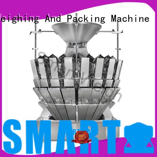 Smart Weigh twin weight machine customization for food weighing