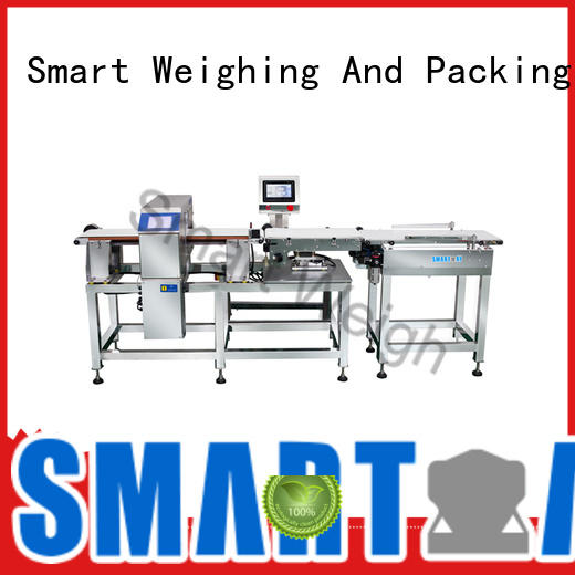 Smart Weigh weigh machine vision inspection China manufacturer for food weighing