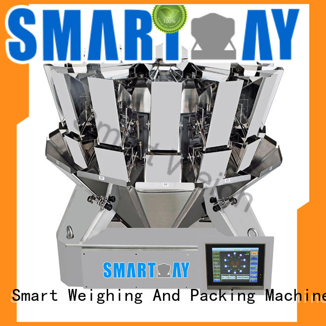 salad speed multihead weigher screw Smart Weigh