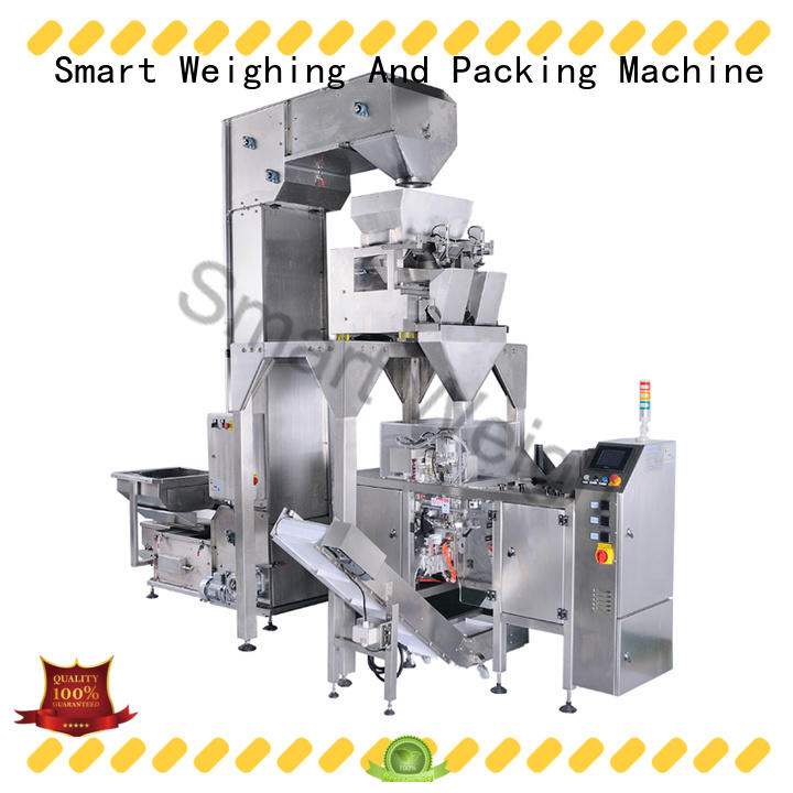 Smart Weigh best-selling automated packaging machine free quote for food labeling