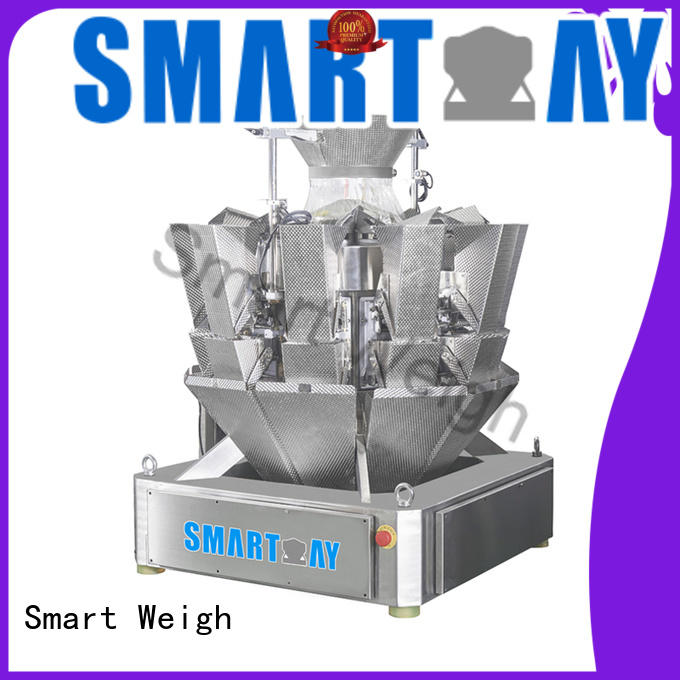 steady 14 head multi head combination weigher accurate factory for foof handling