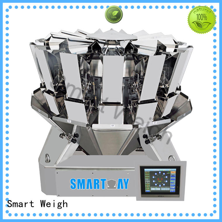 adjustable best multihead weigher salad with good price for food weighing