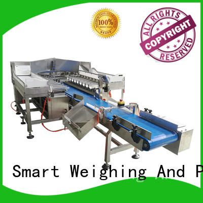 Smart Weigh weigh multihead weigher inquire now for foof handling