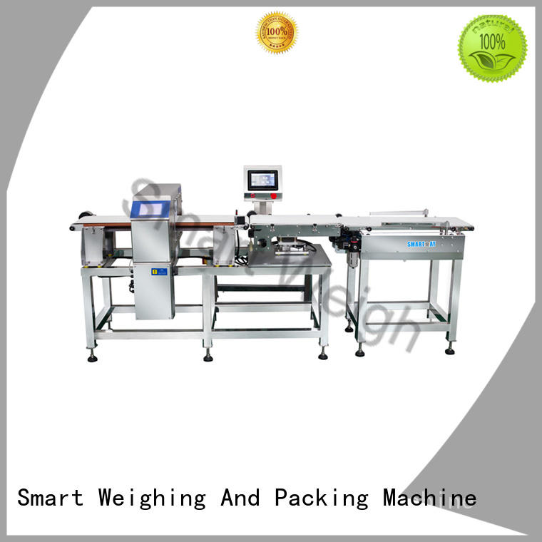 detector vision inspection equipment metal for food weighing Smart Weigh