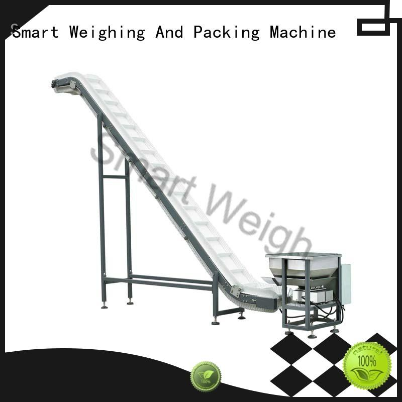 Smart Weigh durable bucket conveyor in bulk for food labeling