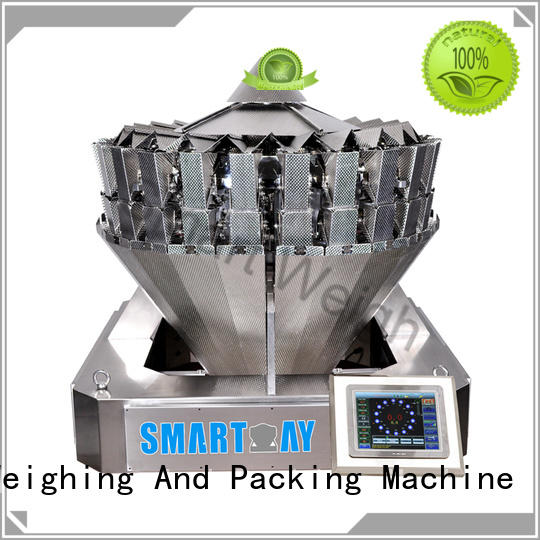 Smart Weigh SW-M24 Two Mixture 24 Head Multihead Weigher