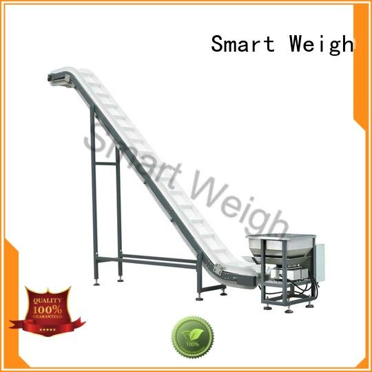 Smart Weigh durable rotating table with good price for foof handling