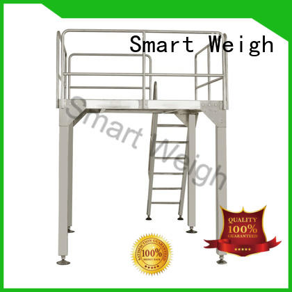 Smart Weigh accurate bucket conveyor free quote for food packing