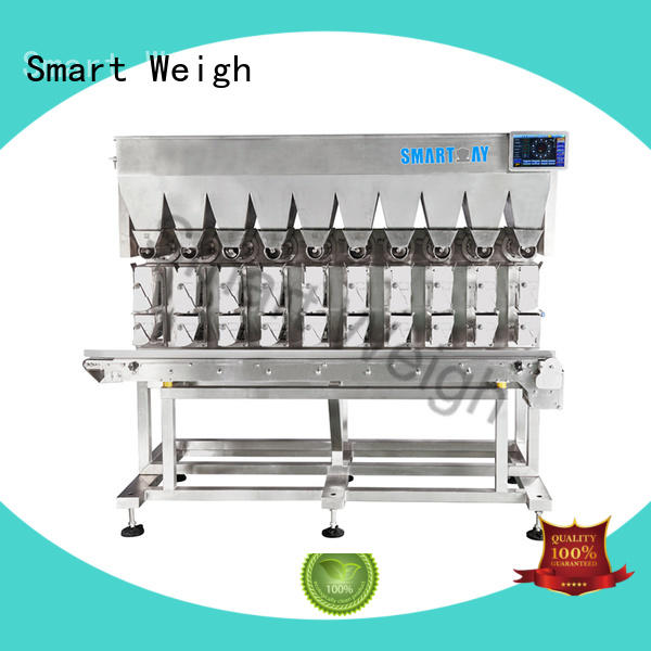 Smart Weigh weigher combination scale factory price for foof handling
