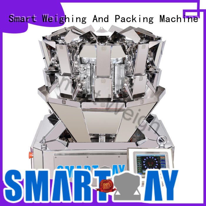accurate speed mixture multihead weigher packing machine Smart Weigh manufacture
