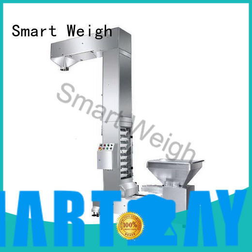 Smart Weigh easy-operating rotating table free quote for food labeling