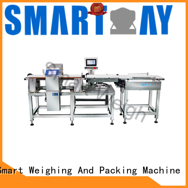 check weigher inspection equipment combined Smart Weigh company