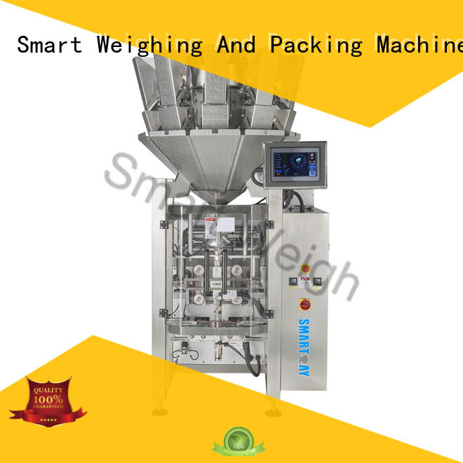 Smart Weigh bag packaging machine factory price for food weighing