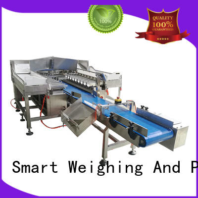 Smart Weigh fish packing machine customization for foof handling
