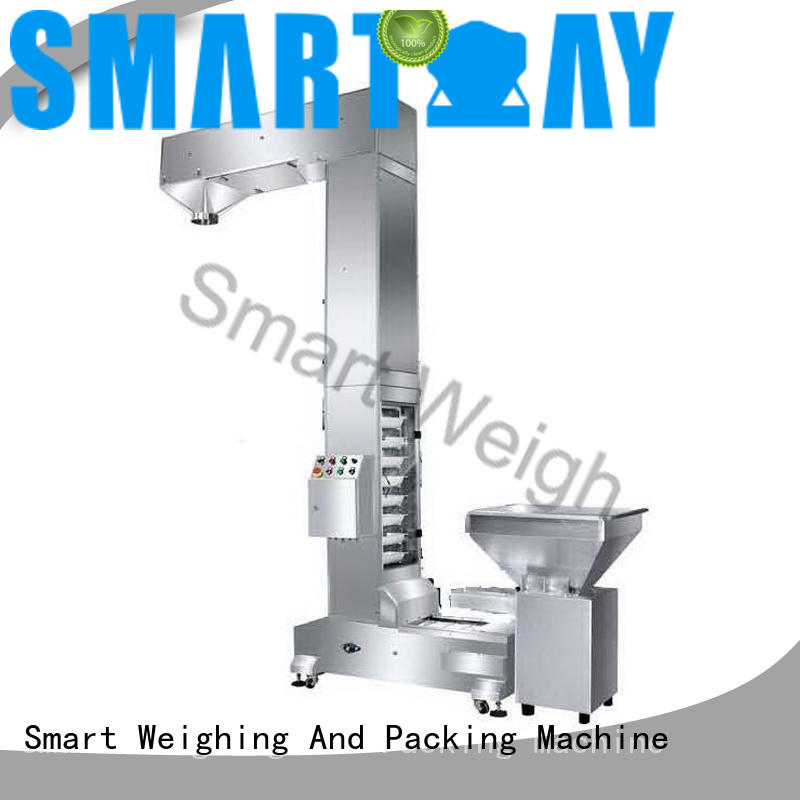 Smart Weigh durable output conveyor in bulk for food labeling