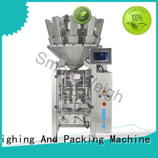 Smart Weigh best seal packing machine with good price for food labeling