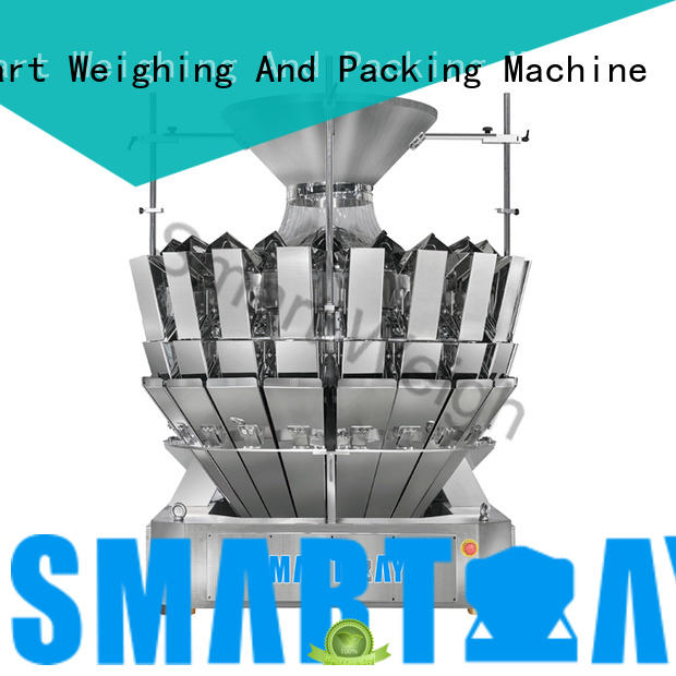 accurate liquid filling machine multihead for food weighing Smart Weigh