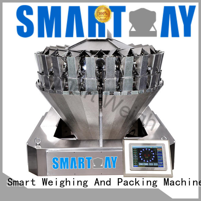 inexpensive multihead weigher speed order now for food packing