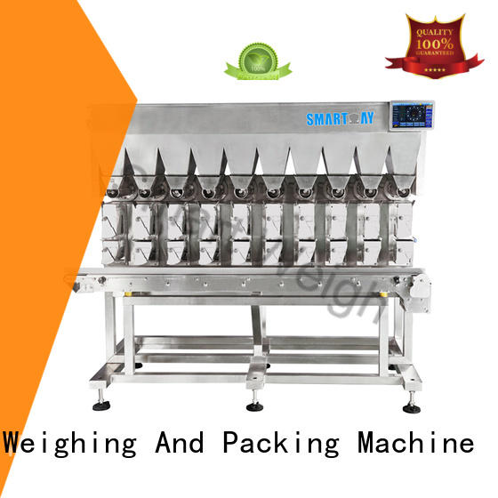Smart Weigh durable packing machine customization for food weighing
